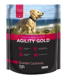 Agility Gold Grandes Cachorros 1,5 KG
