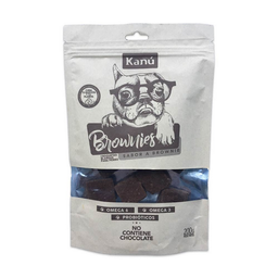 Galletas Kanu Sabor a Brownie 200 Gr