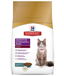 Hills Felino Sensitive Stomach And Skin 3.5 Lb