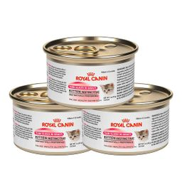 Royal canin Tripack Kitten