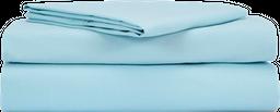 Duvet Nuvola Catiónica azul sencillo