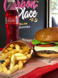 2 hamburguesas clásicas+1 francesa+ 2 gaseosas ó 2 club colombia