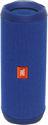 JBL flip 4 wireless portable stereo speaker blue