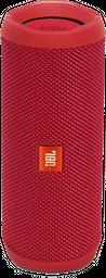 JBL flip 4 wireless portable stereo speaker red