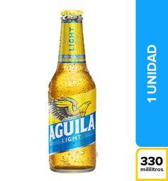 Águila Light en Lata 330 ml