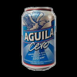 Cerveza Águila Cero en Lata