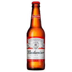 Cerveza Budweiser