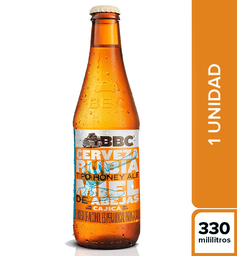 BBC Cajica Honey Ale 330 ml