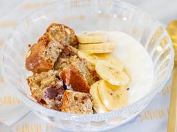 Oatmeal BananaBread