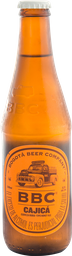 Cerveza BBC- chapinero negra
