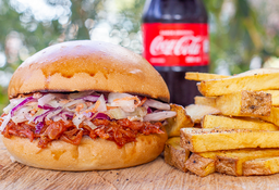 Combo Pulled Pork