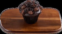 Muffin de Chocolate-Mora