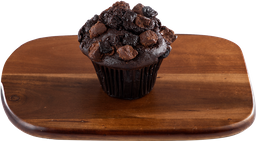 Muffin de Chocolate-Mora