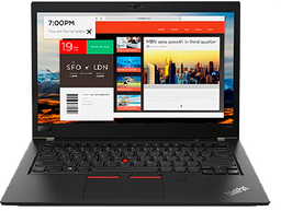 NoteBook ThinkPad T480s Core i5 8250U 8G RAM  256 Windows 10