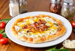 Pizza Especial Pollo y Champiñones