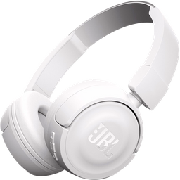 Audifonos JBL Bluetooth T500BT inalambricos - Blanco
