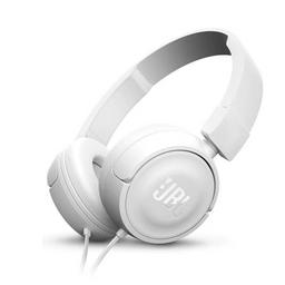 Audífonos JBL originales con cable JBL T500 - Blanco