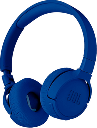 Audífonos JBL T600 BT y cancelación de ruido - Azul profundo