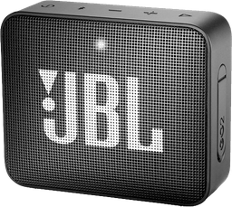 Parlante portatil JBL GO 2 Bluetooth recargable - Negro