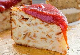 Torta de Almojábana 8 Porciones