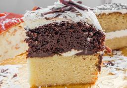 Torta Choco - Vainilla 8 Porciones
