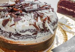 Torta Choco - Vainilla 15 Porciones