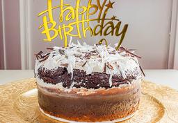 Torta con Topper 15 Porciones