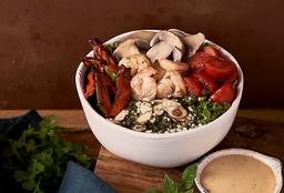 Bowl Pesto Camarones