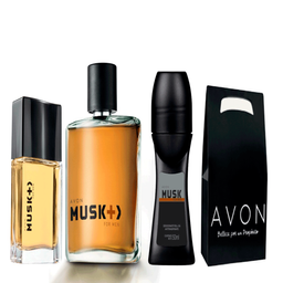 Pack Musk Fragancias + Desodorante