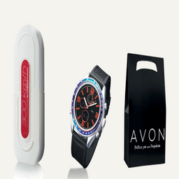 Pack Fragancia + Reloj