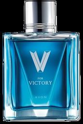 Avon Victory Eau de toilette spray Fragancia amaderada aromática