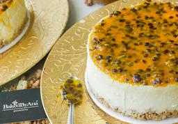 Cheese Cake de Maracuyá
