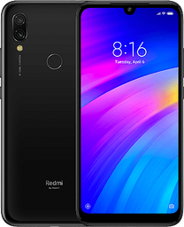 Celular Xiaomi Redmi 7 32gb 3 Ram Negro