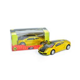 Carro Fricción Colores Surtidos Verde-Dorado 3+