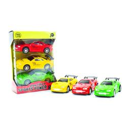 Set Max Speed Carros Deportivos x 3, 3+
