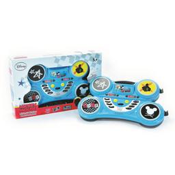 Bateria Mickey Mouse Ritmos Modernos para niños 3 +
