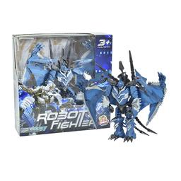 Robot Transformers Exilius Dinosaurio 3+