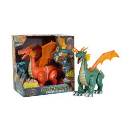 Dragón Pone Huevos A Escala Con Luces Y Sonidos 3+