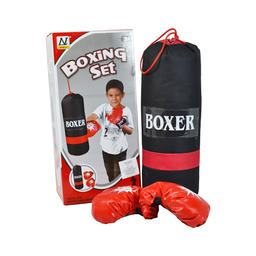 Set de boxeo con Saco 3+