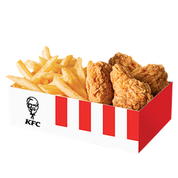 Snack Box Hot Wings