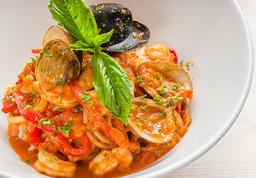 Spaguetti Frutti Di Mar