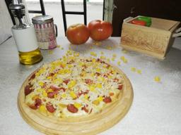 Pizza Especial de la Casa (mediana)