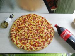 Pizza Samba (familiar)