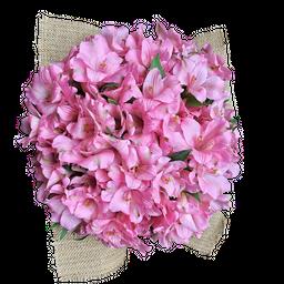 Bouquet de Alstros Rosadas