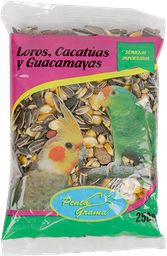 ALIMENTO LORO CAN AMOR 250 GR