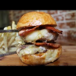 Hamburguesa Doble Sweet Bacon