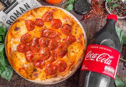 Combo Pizza Mediana + Bebida