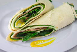 Wrap de roastbeef