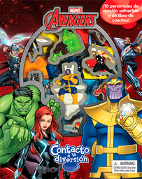 CONTACTO A LA DIVERSION MARVEL AVENGERS