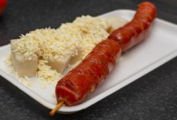 Pincho con Chorizo